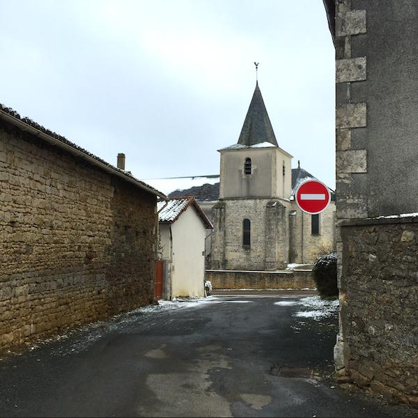 Aménagement rue du Presbytère