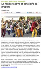 20140630-NR-La rando festive et dinatoire se prepare