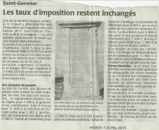 20150407-Courrier-Taux d imposition inchangés