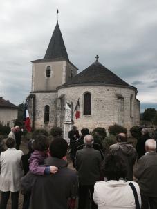 70ème anniversaire du 8 Mai 1945 à Saint Germier 79340
