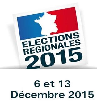 Logo elections regionales