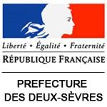 Logo Prefecture 79 Deux Sevres