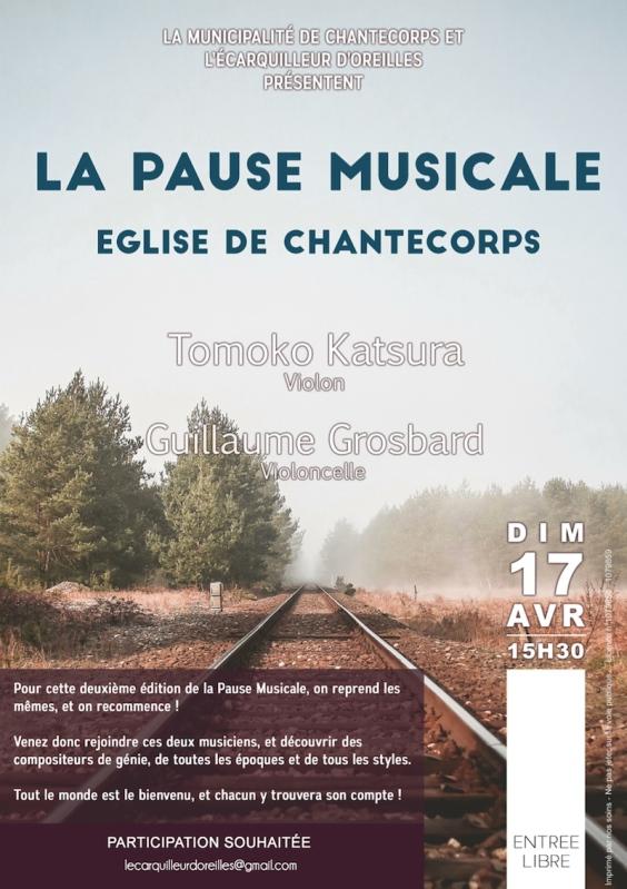 La Pause Musicale-Chantecorps 2016-04-17