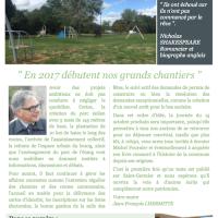 Sollicitation des usagers de l'étang et conférence sur le livre de St-Germier en Octobre