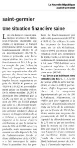 20180419-NR-Situation financière saine