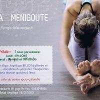 Yoga à Ménigoute : un nouveau créneau proposé cette année