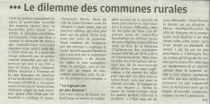 20190831-NR-Le dilemme des communes rurales