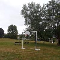 Une nouvelle installation sportive au parc de l'étang