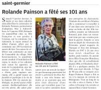 20210115-NR-Rolande Painson fête ses 101 ans
