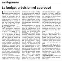 20210118-NR-Le budget prévisionnel approuvé