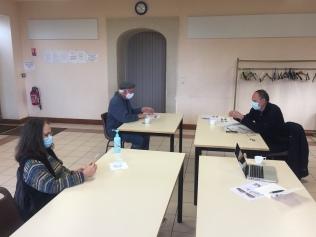 Une permanence s'est tenue samedi 23 Janvier pour collecter les remarques et idées des habitants.