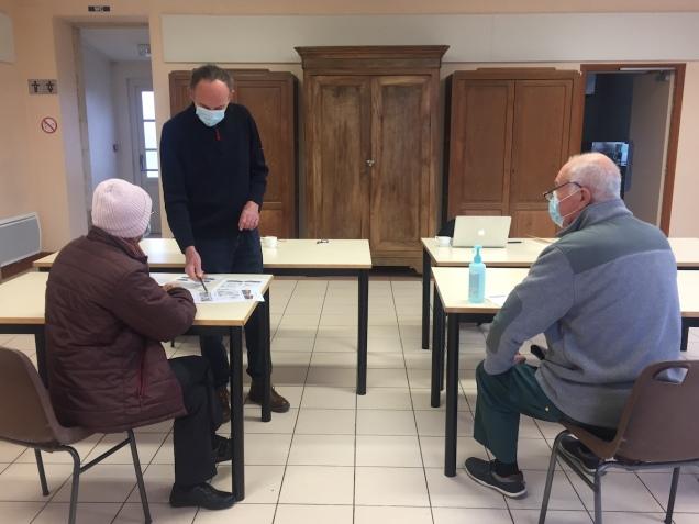 La consultation des habitants sur le projet de halle de bourg est relancée.