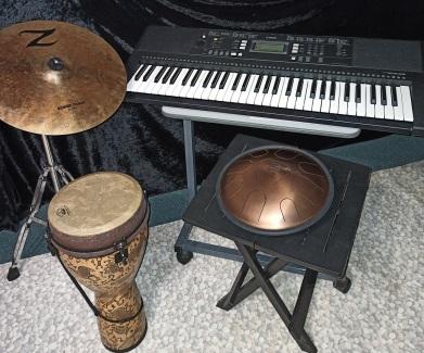 Les instruments de N'dolo MASSÉ