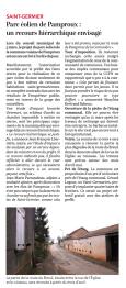 20210311-Courrier-Parc éolien de Pamproux un recours hiérarchique envisagé